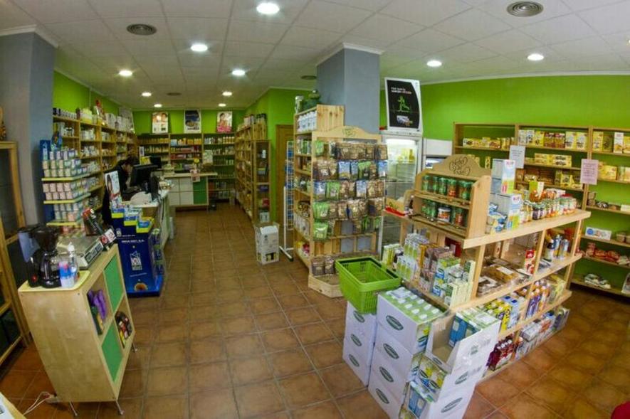 Imagen de la tienda de Herbolario La Senda en Albacete