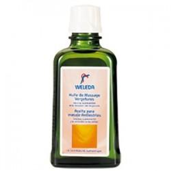 aceite masaje antiestrias weleda
