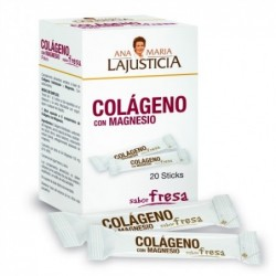 Colágeno con Magnesio en Sticks de Ana María Lajusticia