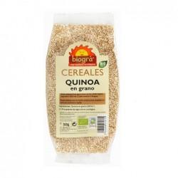 quinoa biogra