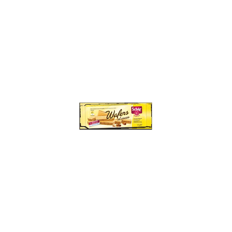 wafer cacao schar sin gluten