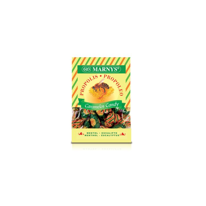 Caramelos de Propóleo con Mentol y Eucalipto de Marnys