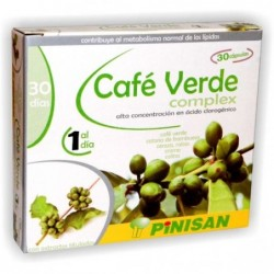 Cafe Verde Complex Pinisan