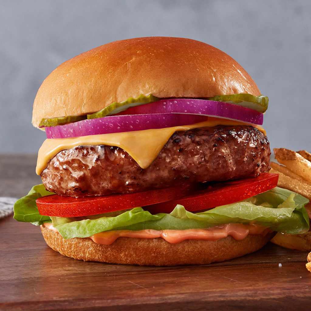 dieta vegana beyond burguer